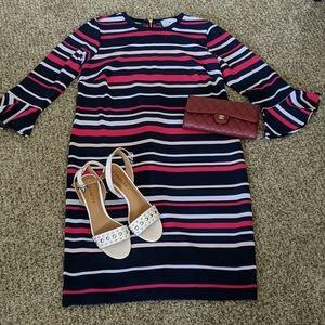 Draper James Eloquii striped dress, Size 14